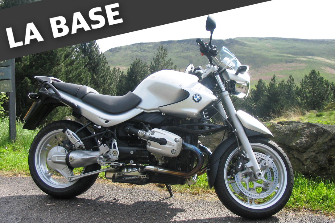 Bmw R1150r M Par Modification Motorcycles Atelier De