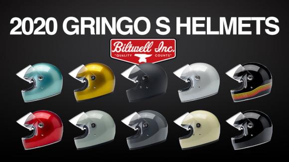 Casques Biltwell Gringo