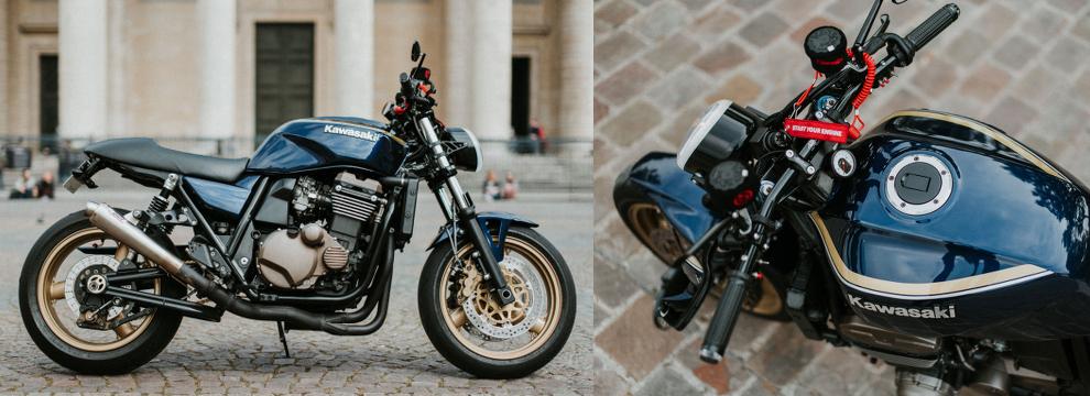 vente de motos prpares caf racer par modification motorcycles atelier de personnalisation moto. Black Bedroom Furniture Sets. Home Design Ideas