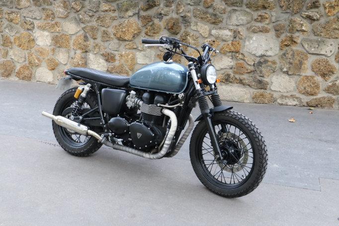 Préparation Moto Vintage Café Racer Par Modification Motorcycles